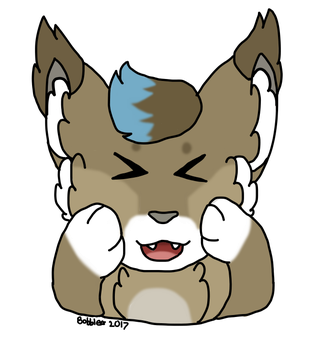 You know I'm cute [Gift] by bobbleheadaubz