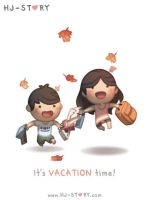 113. Vacation by hjstory