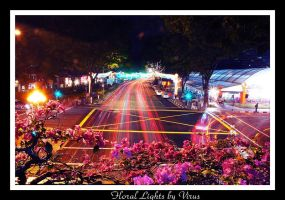 Floral Lights by LethalVirus