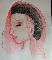 LOVEly Indian Woman by Creative-4ever