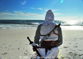 Altair - On the beach by Kolin-Roberts