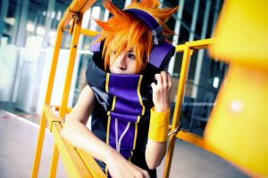 The World Ends with You ::01 by Cvy