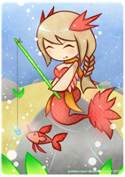 Bamboo Fish Fishy by Goddess-Tears