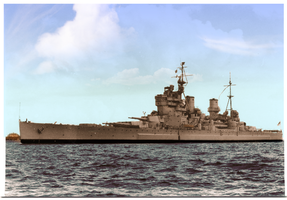 HMS Prince of Wales by RMS-OLYMPIC