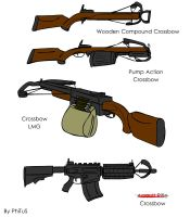 Crossbow Ideas by PhiTuS