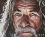 Gandalf the Grey by sullen-skrewt