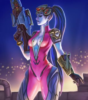 WidowMaker waits by bobcow09