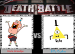 Death Battle Uncle Grandpa Vs. Billy Cypher by Supajames1