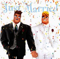 Adam and Steve Got Married by PerfectPinUpz