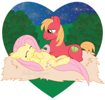 The Fruit of Their Love - Fluttermac by TheAmbears