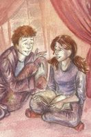 A Welcome Distraction by HogwartsHorror