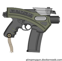 Gaunt artificer bolt pistol by Robbe25