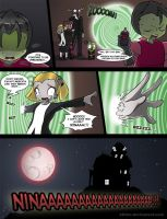 Invader Zim: Conqueror of Nightmare Page 29 by Blhite