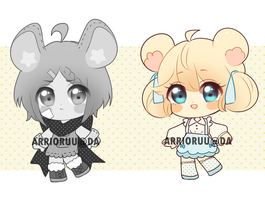 Adoptable batch 5 CLOSED by WanAdopts