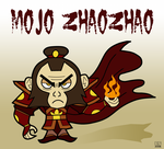 Mojo Zhaozhao by Booter-Freak