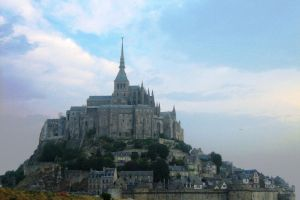 France, Mont-St-Michel by elodie50a