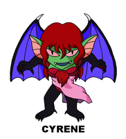 #029: Cyrene by TinySailorMoon