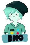 BMO Human version 2 by AndiScissorhands
