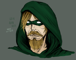Green Arrow by CrypticGrin
