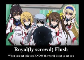 Royal(ly screwd) Flush by neogoki
