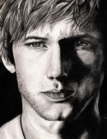 Alex Pettyfer by NoLifeWithoutDeath