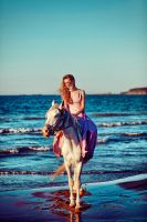 White Horse 04 by sinademiral