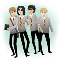 Marauders by sockie