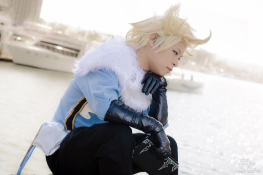Bravely Default - Ringabel by IrritusLamia