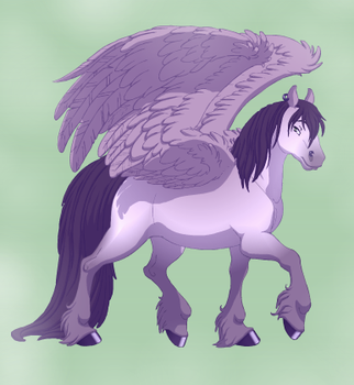 Horse Adopt (1/10) by MisticElis