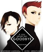 Never Say Goodbye by TRANCE--fusion