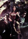 Justice League Live Movie Fan Poster by blackxprince
