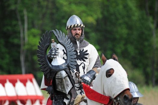 Knight in all its glory by MedievalJunkie