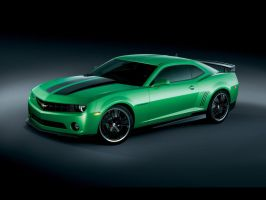 2009 Chevrolet Camaro Synergy by TheCarloos