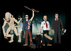 Horror Icons VII by faithless12