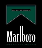 Black Menthol by dailydesign