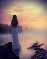 Golden hours by Brumae-Art