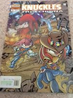 Knuckles The Echidna Issue #17 by tanlisette