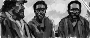12 Years A Slave Speed Paint by hippybro