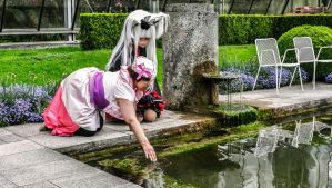 Let's play at Japanfestival Augsburg by keep42