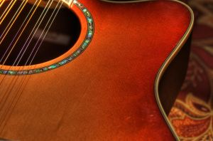 Acoustic Guitar by jvrichardson