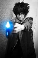 Psycho-Pass: Shinya Kogami 27 by J-JoCosplay