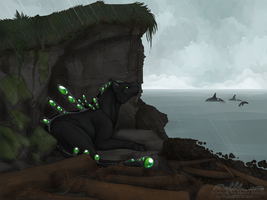 The island podcat by CunningFox