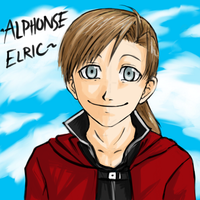 FMA - Alphonse Elric by FerioWind