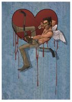 Ruthless Cupid by protowilson