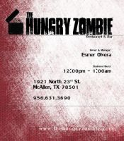 The Hungry Zombie II -BCinside by lifeinedit