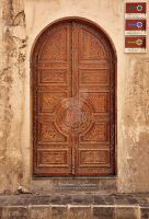 Damascus Doors - 3 by ashamandour