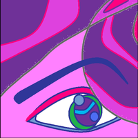 Its all in the eyes by Of-Heliotropes