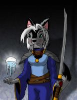 League of Incredible Animals p.1: Liene by SilverwolvesForever