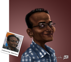 Parvatha Sekhar by RyanNore