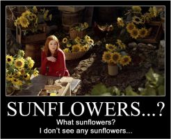 Sunflowers... What Sunflowers by OracleX7